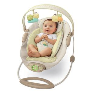 hamaca automatica bebe alistbaby loves ingenuity automatic bouncer