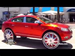 Buick Lacrosse With 22 Inch Rims Buick Lacrosse On 22 Inch Rims Doovi