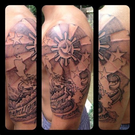 filipino tribal tattoo meaning family 69 best tatoo images on tattoos for mens