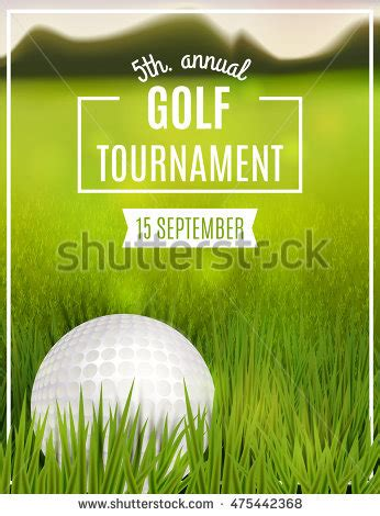 Golf Poster Stock Images Royalty Free Images Vectors Shutterstock Golf Design Template