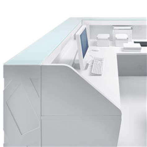 Zig Zag Reception Desk Zig Zag Reception Desks From Mdd Architonic