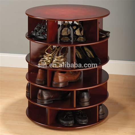 Rak Sepatu Lipat Amazing Shoes Organizer Rack Shoe design sorprendente fai da te lazy susan 24 coppie di