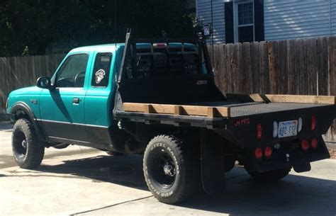 flatbed ford ranger 1993 ford ranger flatbed 4x4 ptci classifieds