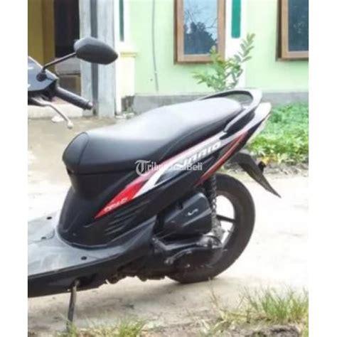 Mixer Bekas Jawa Tengah motor matic honda vario cw 110 fi hitam bekas tahun 2014