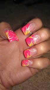 15 inspiring acrylic nail art designs amp ideas for girls