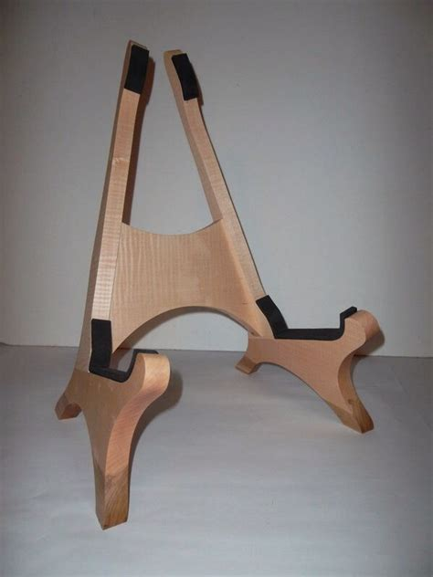 Wood Guitar Stand Design Plans
