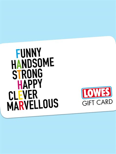 Discount Lowes Gift Cards - lowes seniors gift card 10