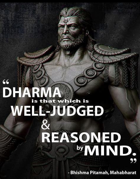 quotes film mahabharata wise words from the great man himself bhishma pitamah