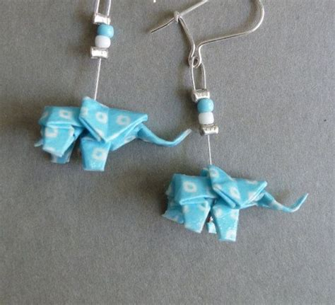 origami necklace holder 274 best images about elephant pattern on