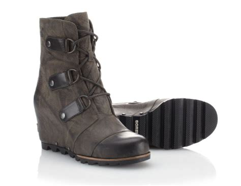 sorel joan of arctic wedge mid boot obsession this week