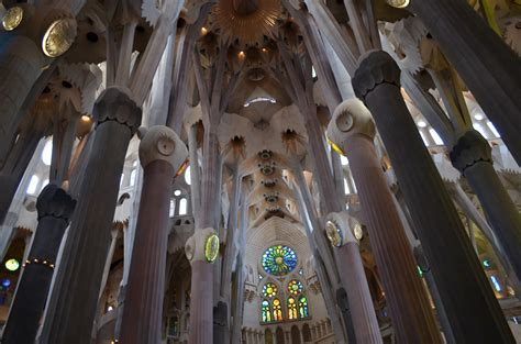 The Sagrada Familia   Mirror Me   London Fashion, Travel