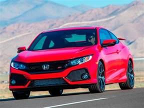 00 Honda Civic Si 2017 Honda Civic Si Review Kelley Blue Book
