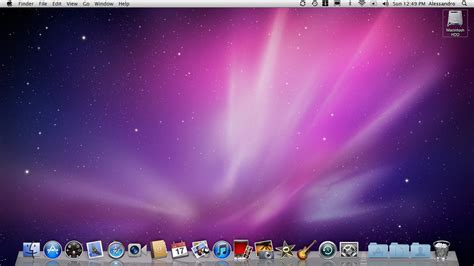 themes for windows 7 mac best mac theme for windows 7 by perciasepe on deviantart