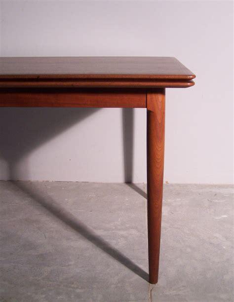 modern dining table for sale 8031 moreddi modern teak dining table with leaves