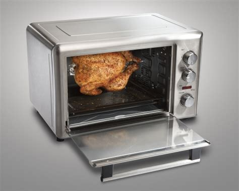 Hamilton Countertop Oven With Convection And Rotisserie by Hamilton Countertop Oven With Convection