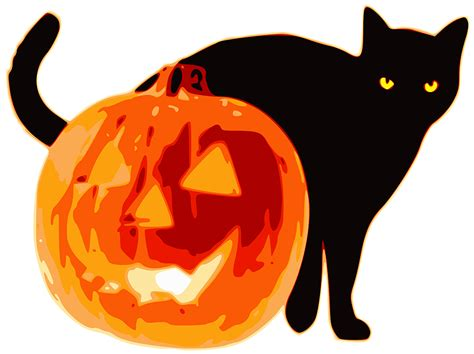Cat Garden Decor by Scary Halloween Cat Free Download Clip Art Free Clip
