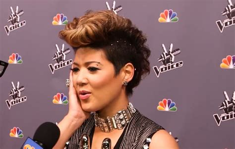 tessan chin nes hairstyles tessanne chin pictures of her hairstyles short hairstyle