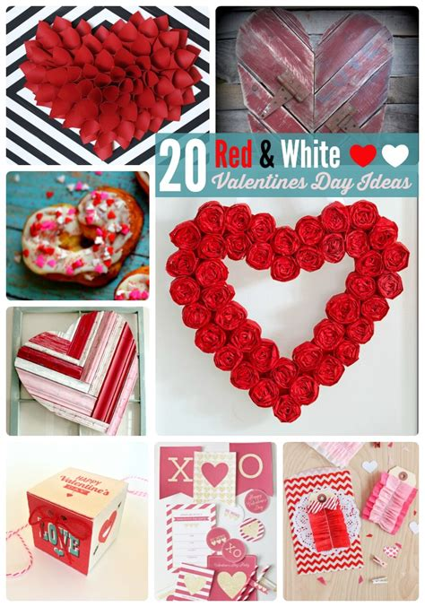 great valentines day ideas for great ideas 20 and white s day ideas