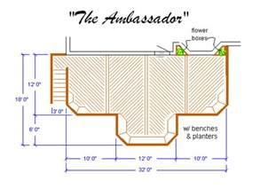 Patio Plans Free Design Deck Contractors Fredericksburg Deck Company Va Deck Installation 22404 Virginia Decking