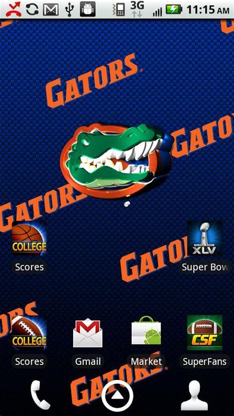 Florida Gators Live Wallpaper by 49 Florida Gator Wallpaper Choices On Wallpapersafari