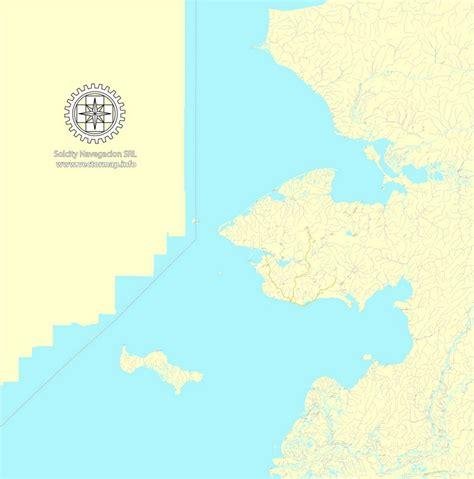 usa map ai map usa canada roads ai b1