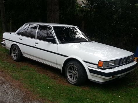 86 toyota cressida for sale 3000obo west shore langford
