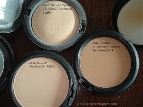 Mac Studio Careblend productrater review mac studio careblend pressed powder