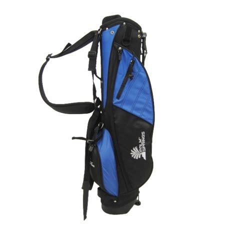 Switch Stand Bag Blue palm springs sunday golf bag w stand blue black ebay