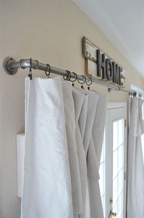ez curtain rod brackets coffee tables command hooks for curtains walmart instant