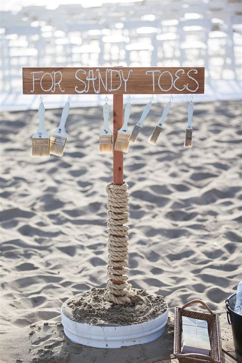 Beach Themed Wedding Ideas And Accessories (41) ? Bridalore