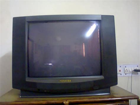 Tv Toshiba 21 Inch Second toshiba 21 inches colour television india tv lcd and led electronics 40176