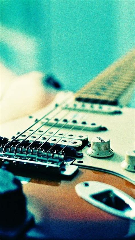 electronic guitar  vintage style wallpapers  iphone