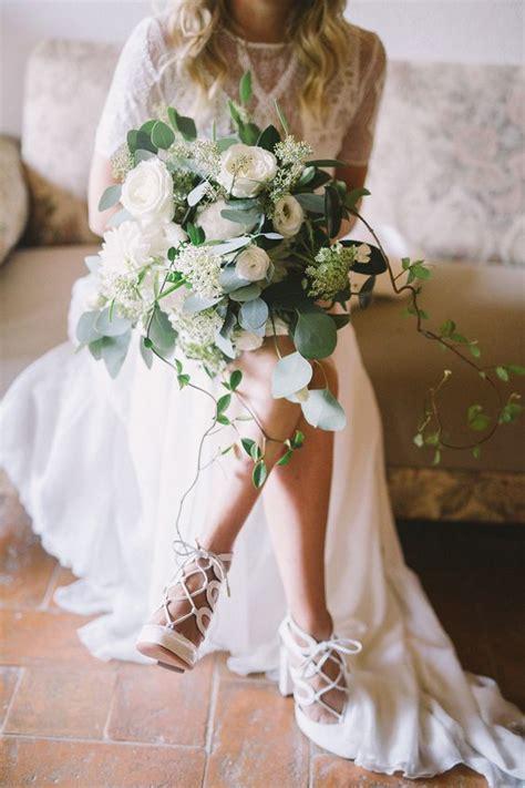 Wedding Bouquet Eucalyptus by Eucalyptus Wedding Theme Arabia Weddings