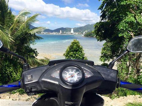 Führerschein Motorrad Thailand by Roller Fahren In Thailand Onyourpath Net Reisef 252 Hrer