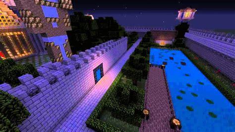 huge random minecraft castle seed  discription youtube