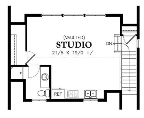 Garage Studio Apartment Plans by 25 Best Ideas About Garage Studio Apartment On