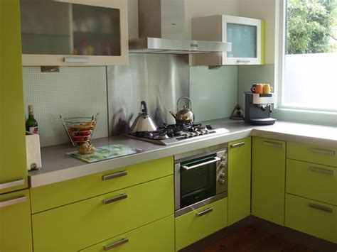 kitchens with green cabinets modern kitchen ideas with fresh green cabinet design with