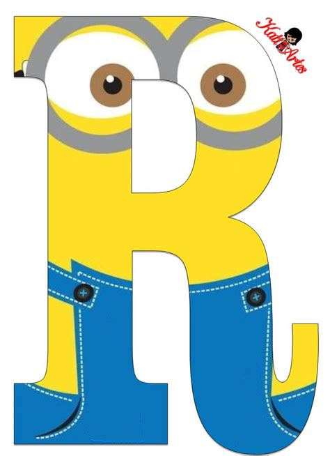printable minion letters 17 best images about minions mateo minions and blog