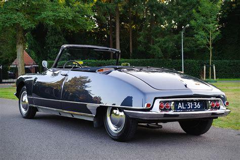 Citroen Ds 19 by 1964 Citroen Ds 19 Decapotable Uncrate