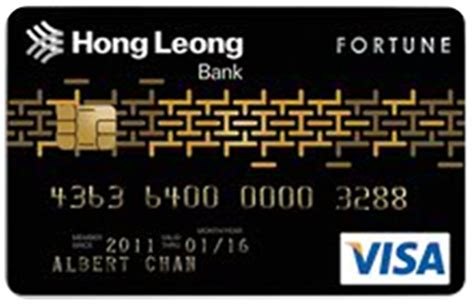 Letter Of Credit Hong Leong Bank Hong Leong Fortune Card Visa Malaysia Credit Card Malaysia Credit Card