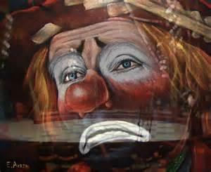 imagenes surrealistas de payasos tristees el payaso triste 161 para gloria de dios