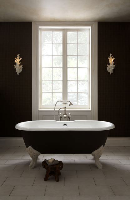 porcher freestanding bathtubs epoque nouveau freestanding tub by porcher traditional