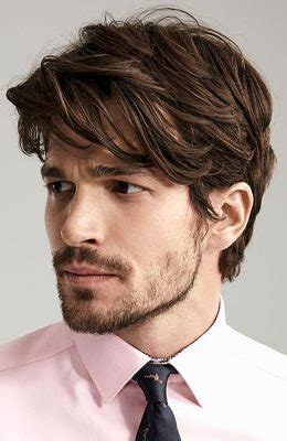 mens hairstyles largesize men the best medium length hairstyles for men 2018 fashionbeans