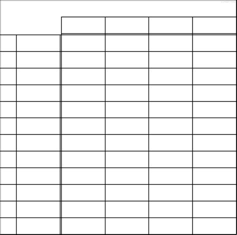 free printable graph paper for visually impaired charts and graphs