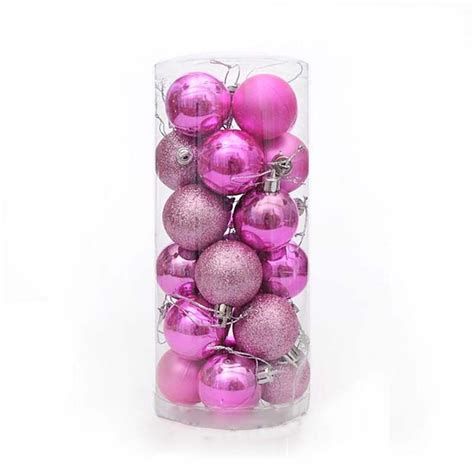 online get cheap pink xmas decorations aliexpress com