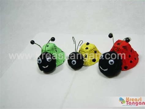 membuat kerajinan dari botol yakult kerajinan tangan membuat mainan dari tempat telur