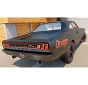 1968 Dodge Coronet R/T In Matte Finish  CLASSIC CARS