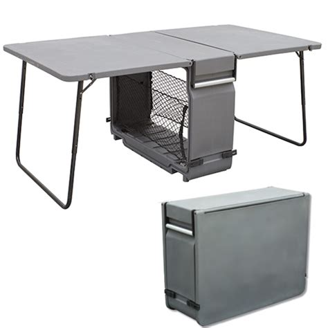 to table portable folding trade show table