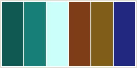 blue green colour colorcombo247 with hex colors 105952 177f75 cbfffa