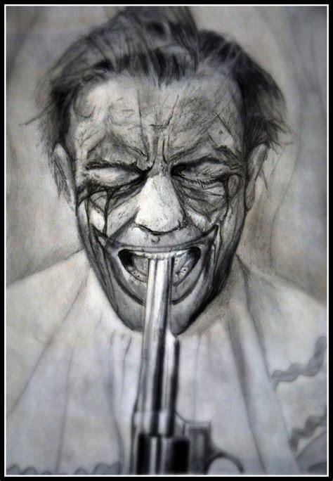 sad clown sad clown pencil tattoo guy flickr